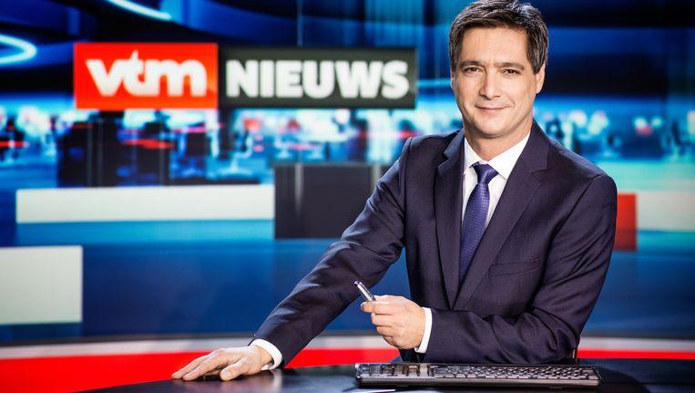 Stef Wauters. Beeld VTM