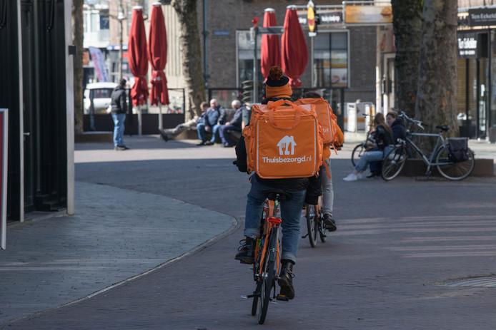 Het meerendeel van de winkels in het centrum van Enschede houdt haar deuren gesloten. Enschedese ondernemers verenigen zich in een online platform om klanten in coronatijd ook online te bedienen. Alle binnenstad ondernemers doen mee.