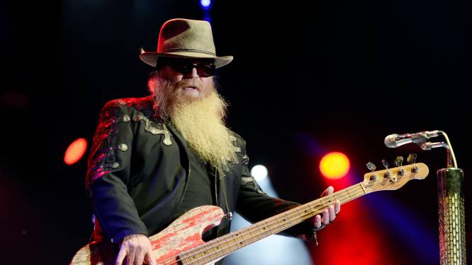ZZ Top-bassist Dusty Hill (72) overleden
