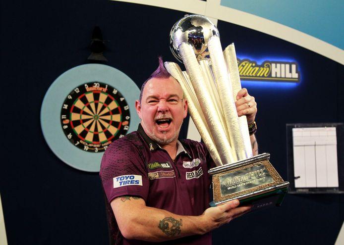 Peter Wright is de titelverdediger.