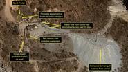 """""""Nucleaire testsite van Noord-Korea dreigt te ontploffen"""""""