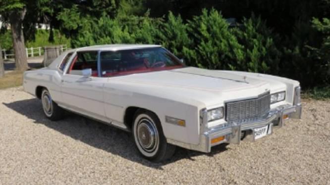 Cadillac van Leopold III weer in Belgische handen