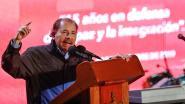 President Nicaragua duikt weer op na afwezigheid van een maand