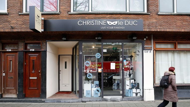 Christine Le Duc Sluit Helft Van De Winkels Het Parool