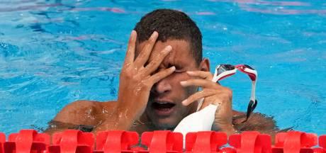 Tunesiër Hafnaoui (18) verbaast zwemwereld met goud na 'onwerkelijke' race