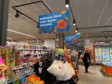 'Vastelaovend' in Tilburgse AH XL: 'Pijnlijk'