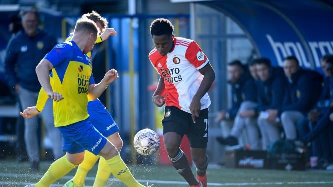 LIVE | Feyenoord zet achterstand tegen Cambuur binnen twee minuten recht
