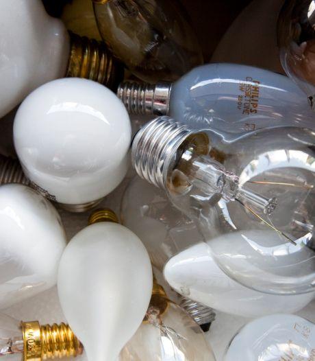 Gloeilampen gratis ruilen voor ledlamp