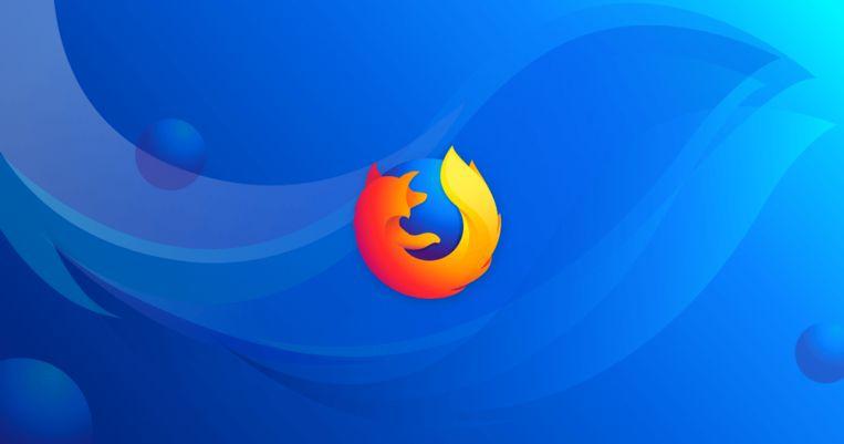 Firefox Quantum. Een nieuwe versie, een aangepast logo. Beeld rv
