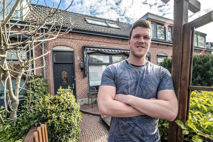 Ronald van den Berg kocht in 2016 zijn eerste huis. Hij was toen 19 jaar. De Westlander kon destijds kopen doordat hij flink wat spaargeld had.