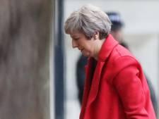 May bereikt voorlopig akkoord met EU over brexit