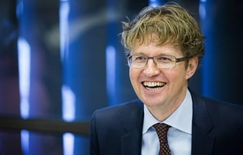 staatssecretaris Sander Dekker.