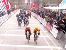 Victoire d'Arvid de Kleijn sur la première étape du Tour de Turquie