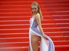 """Le tapis rouge du Festival de Cannes manque de """"vraies"""" stars, les starlettes en profitent"""