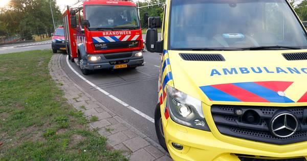 Geen ambulances bij roc brandweer aan engelse tuin in for Engelse tuin 1 waalre