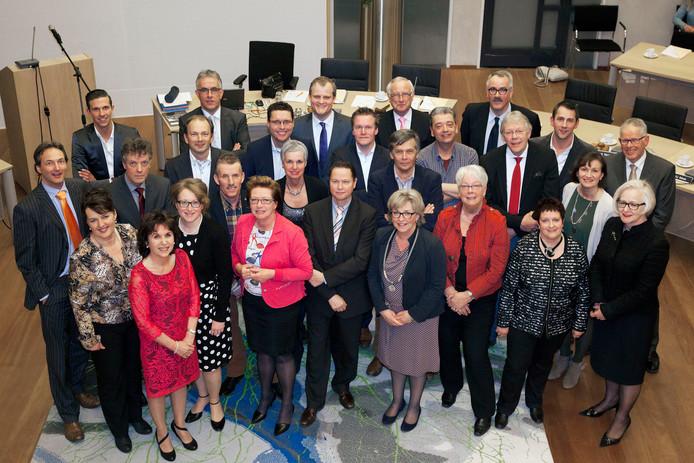 gemeenteraad Hof van Twente