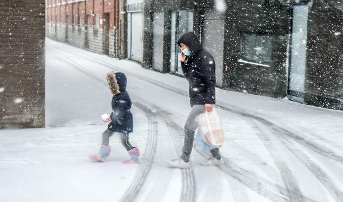 Met een sneeuwbal in de hand, kom je door het ganse land.