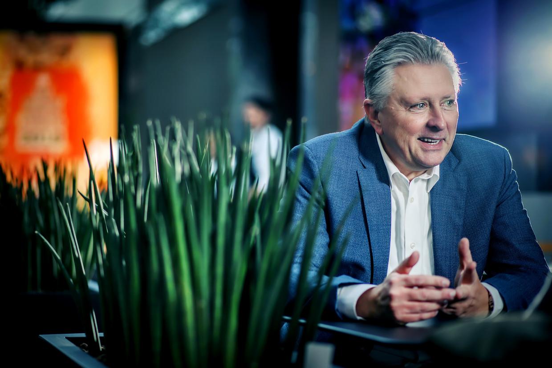 'Ik heb weinig street credibility: daarvoor is mijn leven niet goor genoeg' Beeld Geert Van de Velde