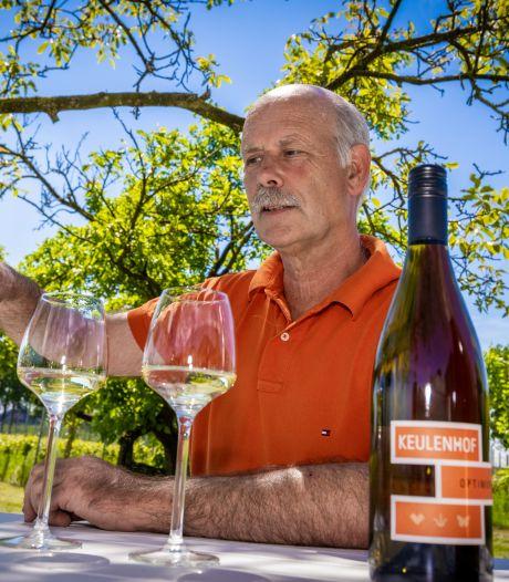 Een alcoholvrije wijn met 'een bubbeltje' uit Elst: 'Dit noemen we bruis'
