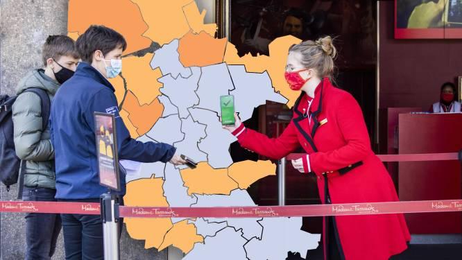 KAART | Minder positieve tests in Veluwse gemeenten, uitschieters voor Lelystad en Staphorst