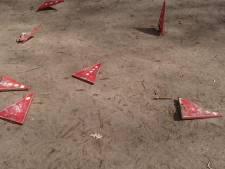 Vernielingen, brand en diefstal bij Kabouterpad in Hoogeloon: 'Blijf van andermans spullen af!'
