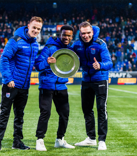 'Helemaal kapot' maar gelukkig na winst PEC Zwolle eDivisie: 'Elke bal die je geeft is cruciaal'