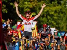 Vuelta in 2020 in Nederland: etappe drie start en finisht in Breda