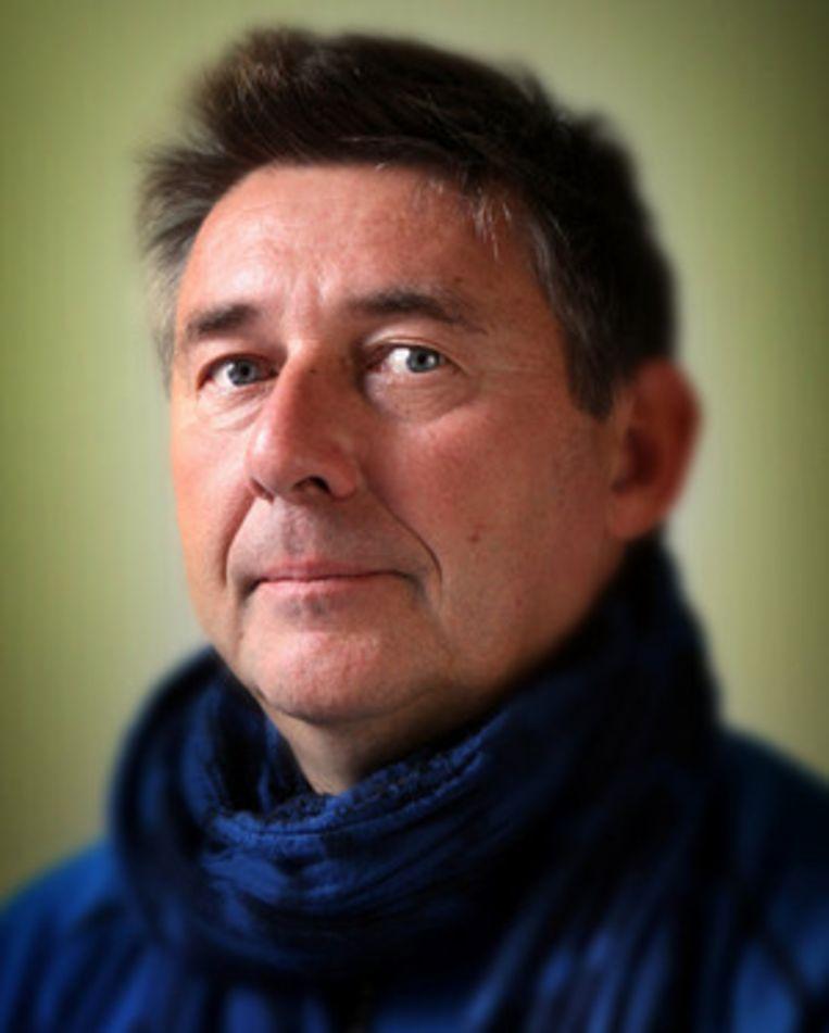 Rudi Vranckx. Beeld Photo News