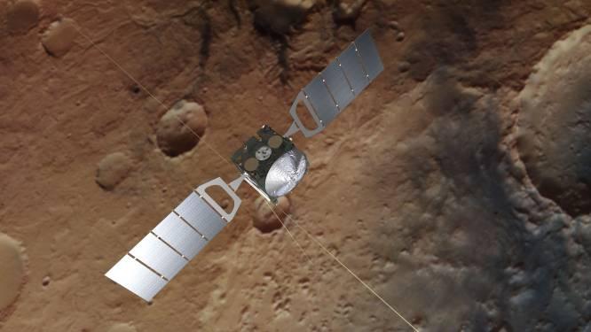 Instrument met Belgisch tintje achterhaalt hoe Mars deel van water verloor