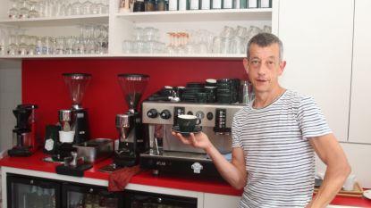 Van (pers)fotograaf tot barista: Guy (50) start met NR.20 hippe koffiebar tegenover Wattenfabriek