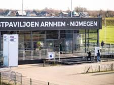 Testpaviljoen Arnhem-Nijmegen drie weken dicht: er komt een robot die betrouwbaardere coronatest mogelijk maakt