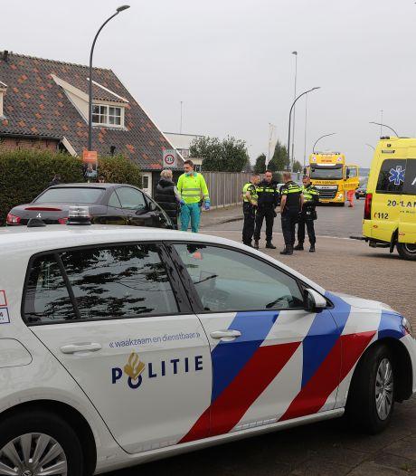 Fietser raakt gewond bij botsing met auto in Waalwijk