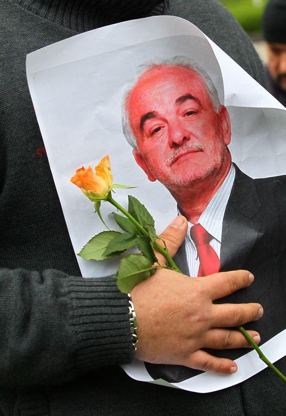 MIVB-controleur Illiaz Tahiraj werd vorig jaar doodgeslagen.