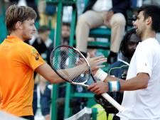 Goffin-Djokovic en ouverture sur le Central mercredi
