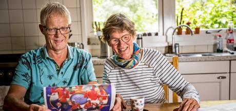 Haastrechtse ouders Jos en Wil van zilveren roeister Ellen glimmen van trots: 'Als je haar ziet stralen, is dat prachtig'