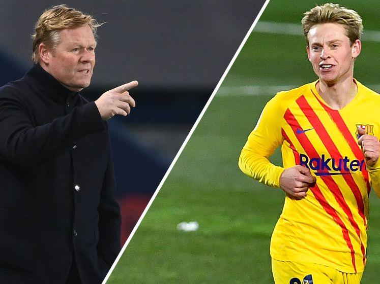 Edwin Winkels: 'Koeman heeft weer een team van Barça gemaakt'