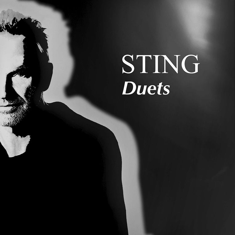 Sting, Duets. Beeld A&M Records