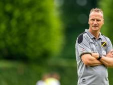 Definitief: De Graaf komend seizoen hoofdtrainer van NAC