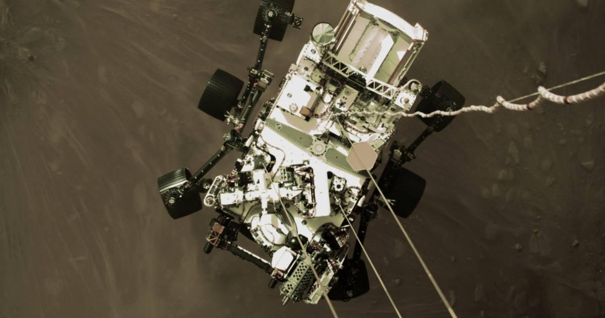 De nouvelles photos de Mars | Sciences - 7sur7