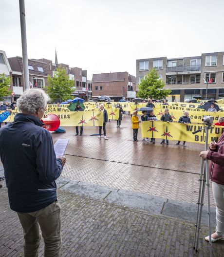 Bornenaar roept gemeenteraad Hof van Twente op om bezwaren tegen hoge windmolens serieus te nemen