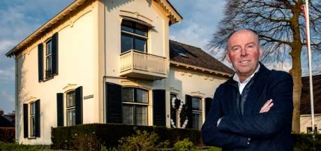 Holtenaar Martin Kemper betrekt met zijn bedrijf Palazzo 'mooiste pand in Holten'