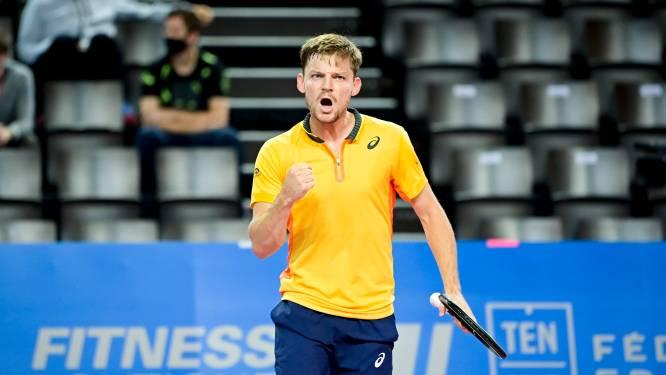 David Goffin steekt in Montpellier vijfde toernooizege op zak
