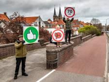 Deventer gaat meten of motoren voor geluidsoverlast zorgen, of dat de herrie door iets heel anders komt
