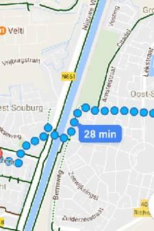 Groot aantal auto's vernield in Oost-Souburg en Vlissingen