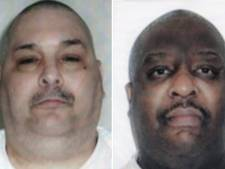 Twee gedetineerden geëxecuteerd in Arkansas