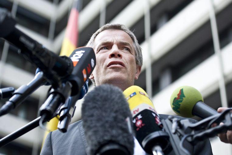 Johannes Remmel Beeld EPA