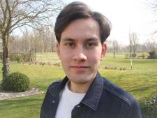Jong talent Steven Knieriem op Van Vulpenorgel tijdens Brouwse Orgelzomer