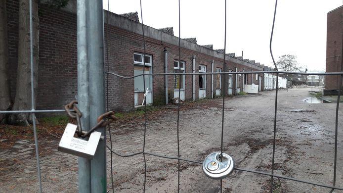 De voormalige Tweka-fabriek in Geldrop.
