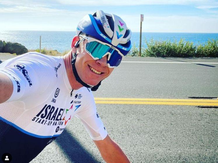 """Chris Froome (35) gelooft nog in vijfde Tourzege: """"Ik voel me nog jong"""""""