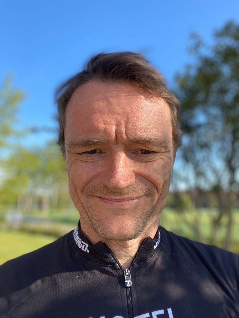 Tweesterrenchef Filip Claeys. Beeld rv
